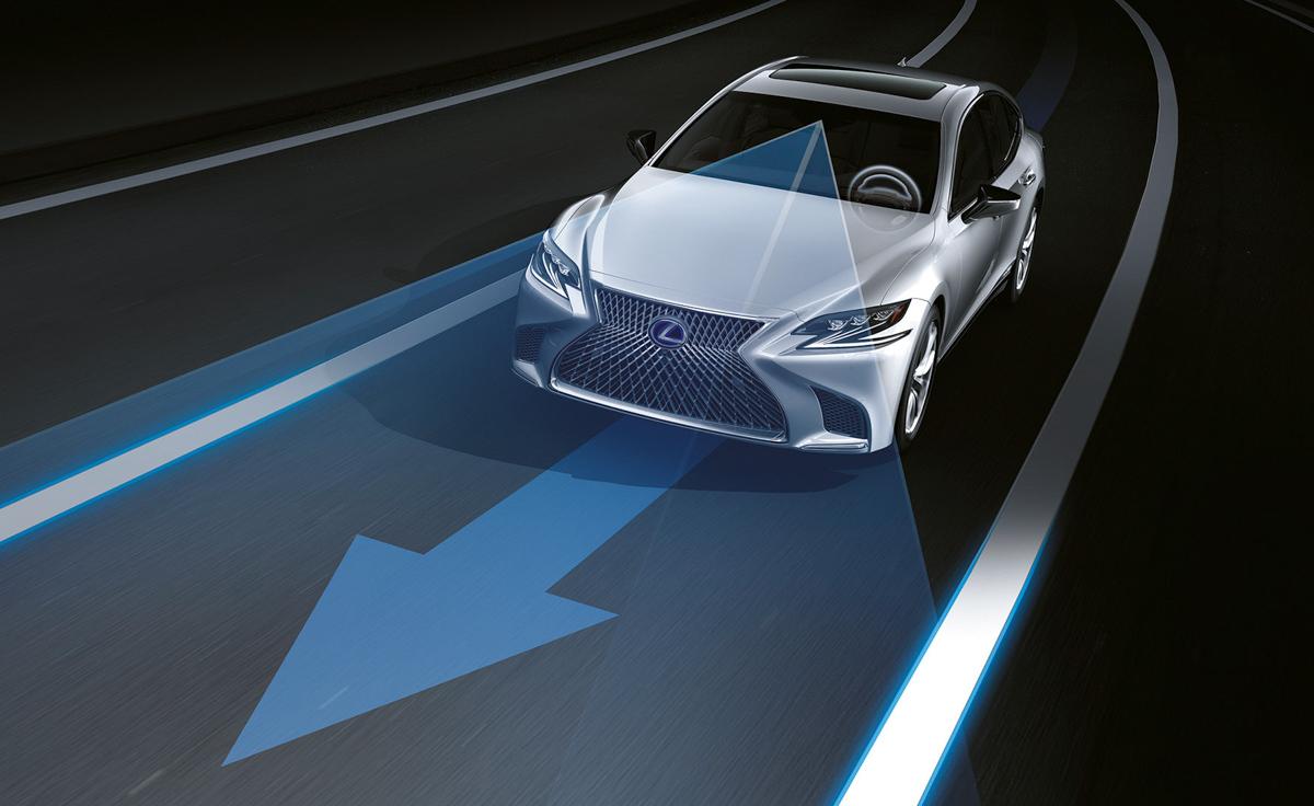 Lexus UX 预告11月上市,标配先进驾驶辅助系统!