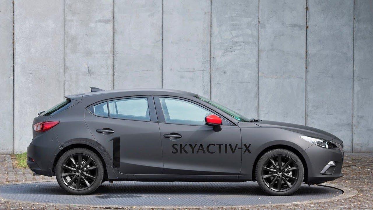 11月发表!2019 Mazda3 发布日期被日本媒体曝光!