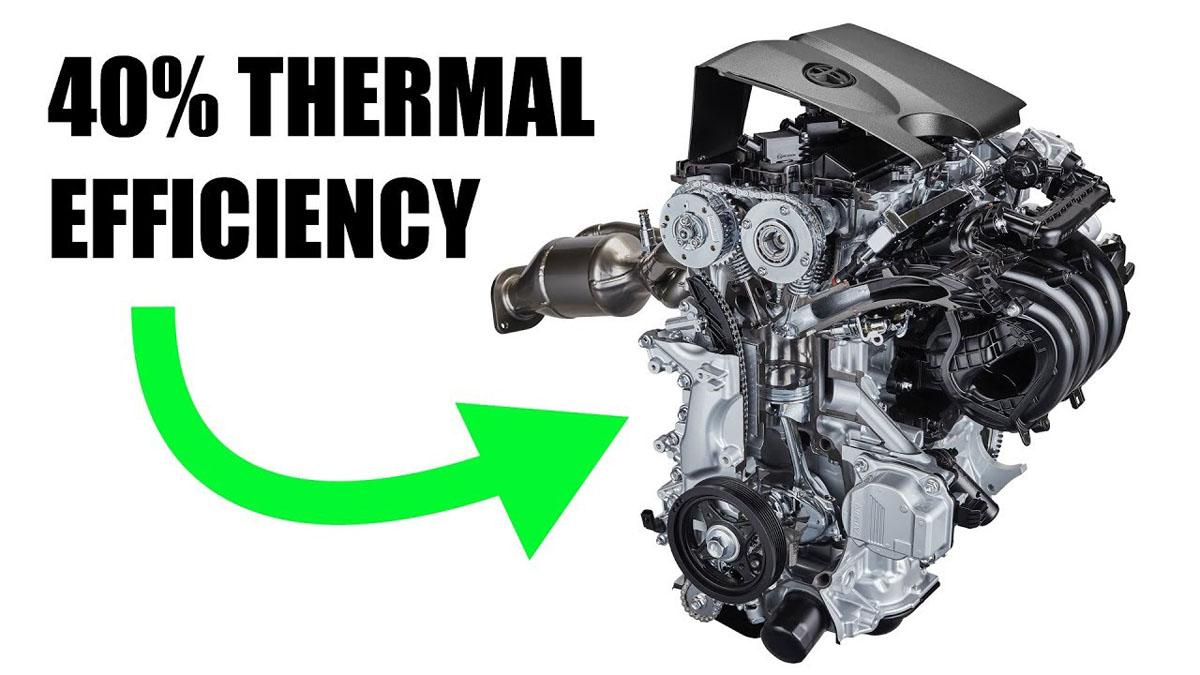 什么是 Thermal efficiency 热效率?