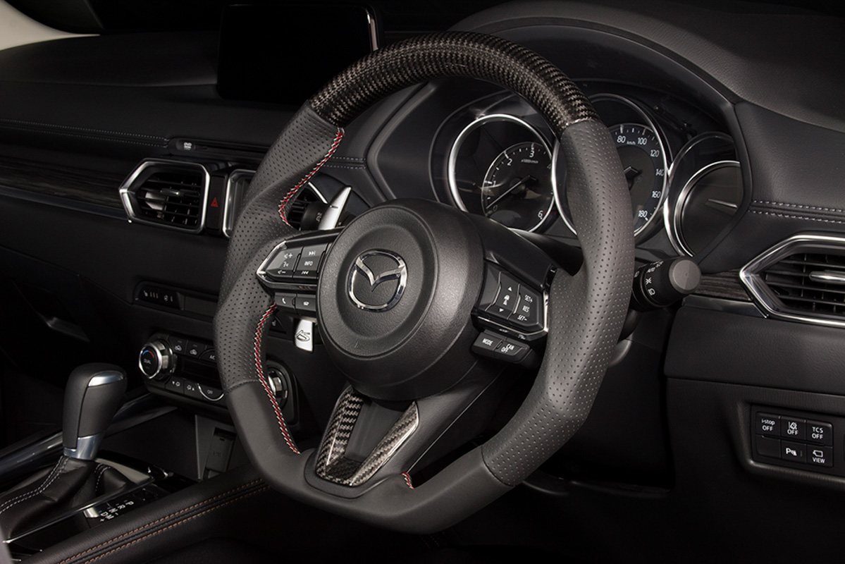 与众不同! Mazda CX-5 Kenstyle 专属空力套件!