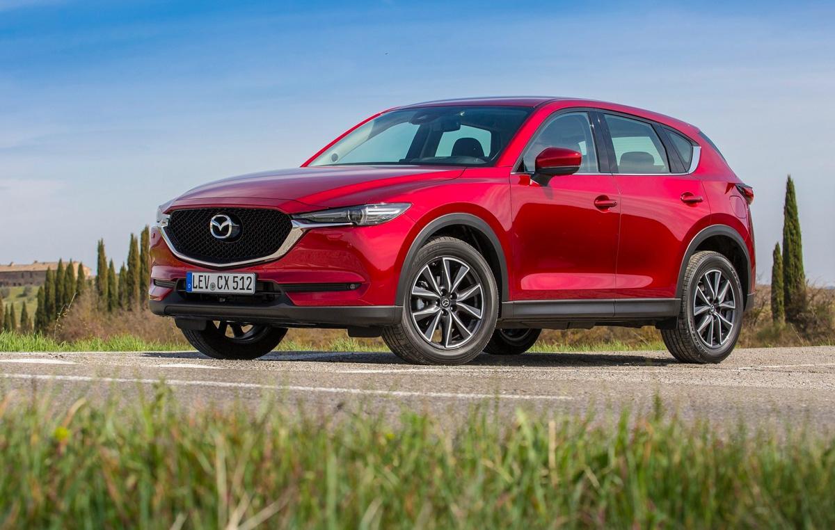 宣传手册流出, Mazda CX-5 追加2.5L涡轮增压版本!