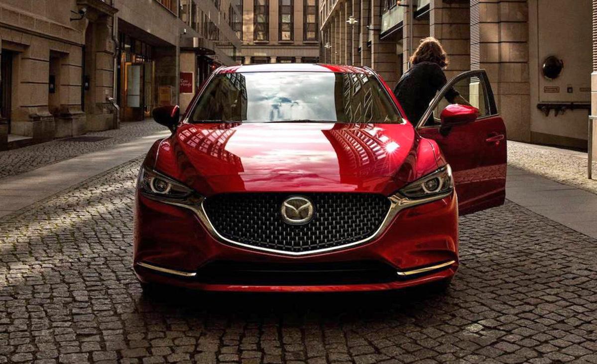 小改款大改进, Mazda6 2018 即将登陆我国!