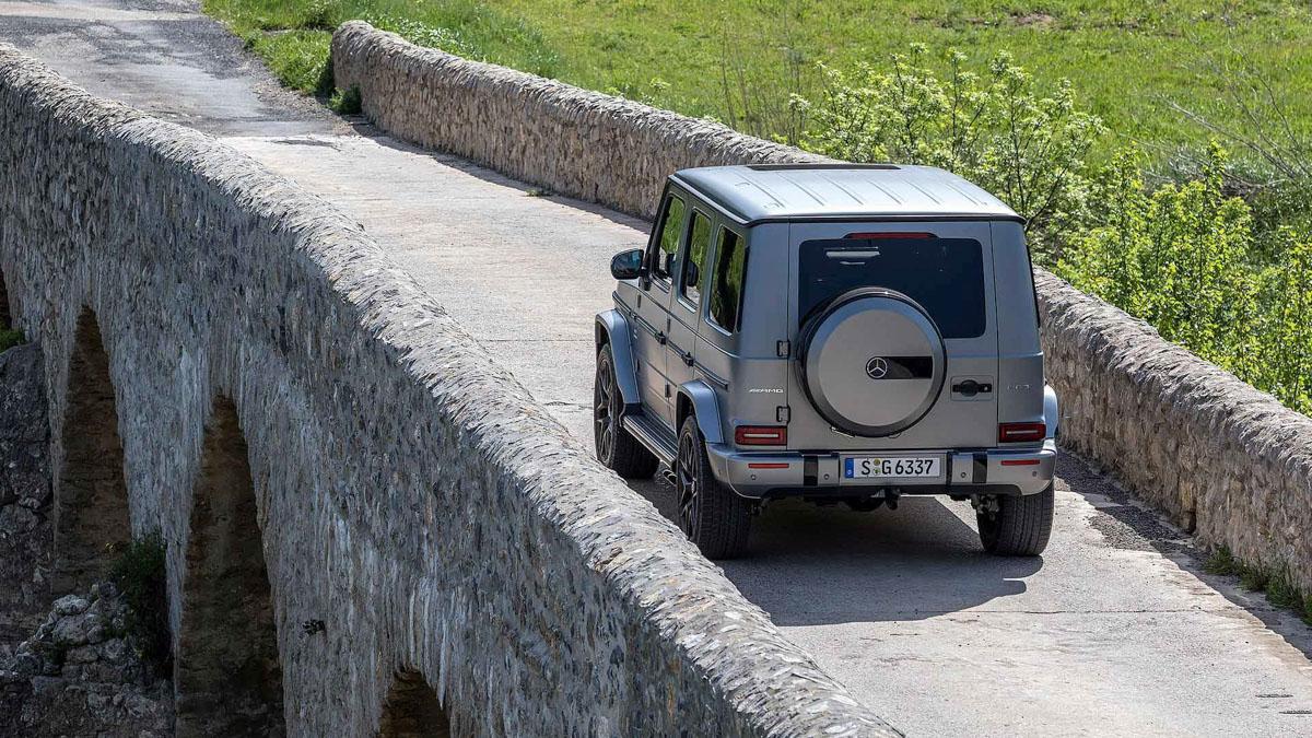 个子高又如何? Mercedes-AMG G 63 4秒加速就破百!
