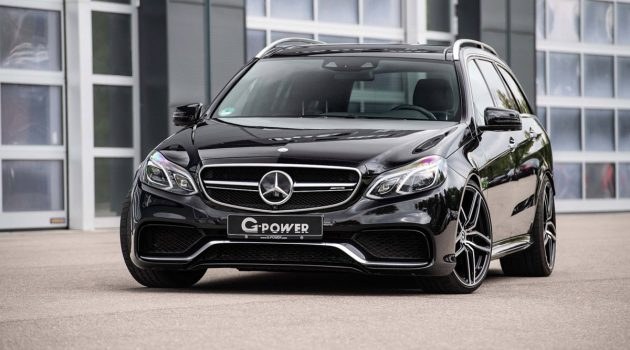 800 hp 的旅行车!G Power Mercedes-AMG E 63 S !