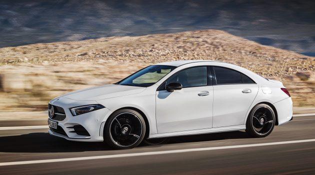 Mercedes-AMG CLA 45 首度现身,400 hp的入门轿跑!