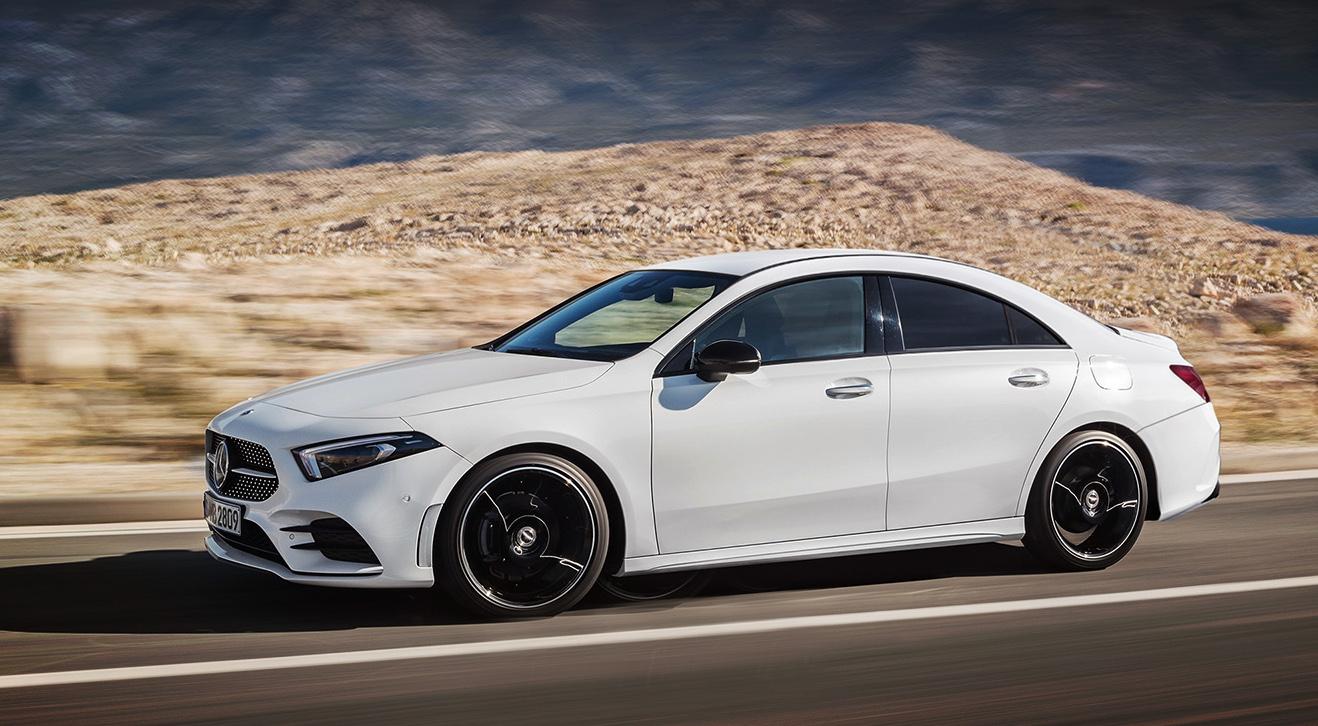 Mercedes-Benz CLA 再度现身,比 Sedan 更帅气!