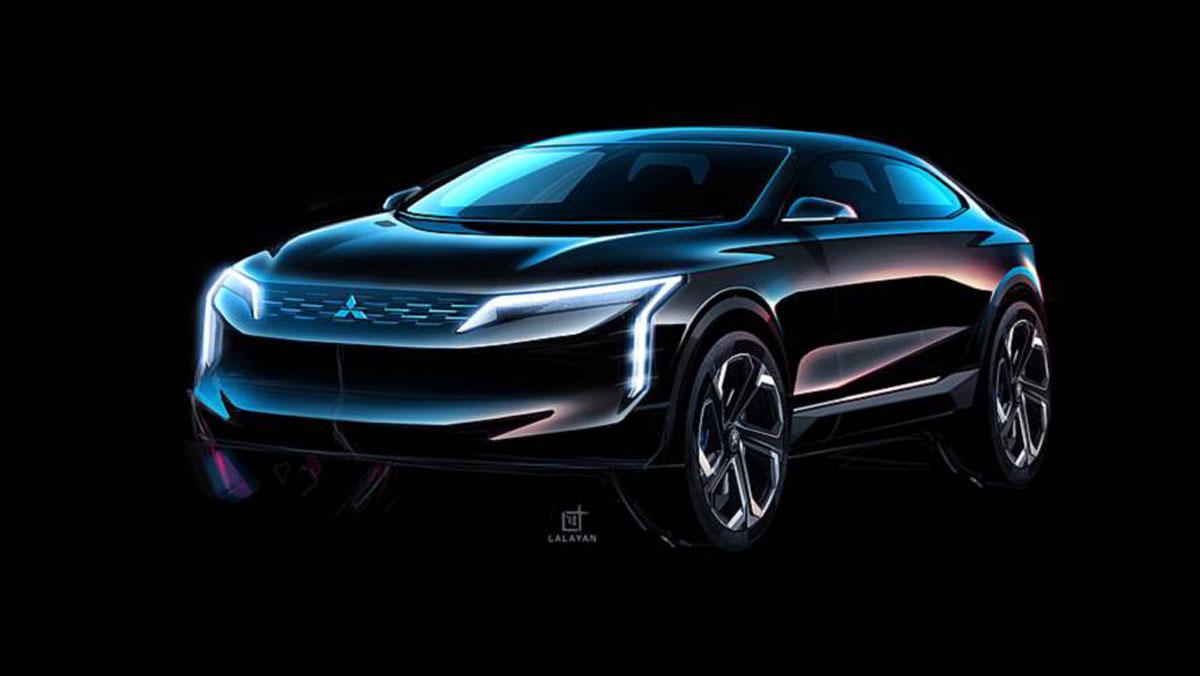 官方确认 Mitsubishi Lancer Crossover 将到来,搭1.5 MIVEC Turbo?