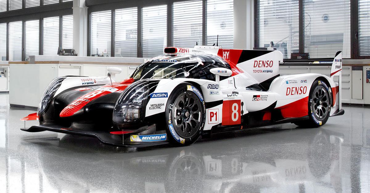 Toyota 将打造千匹超跑,指定对手 Mercedes-AMG Project One ?