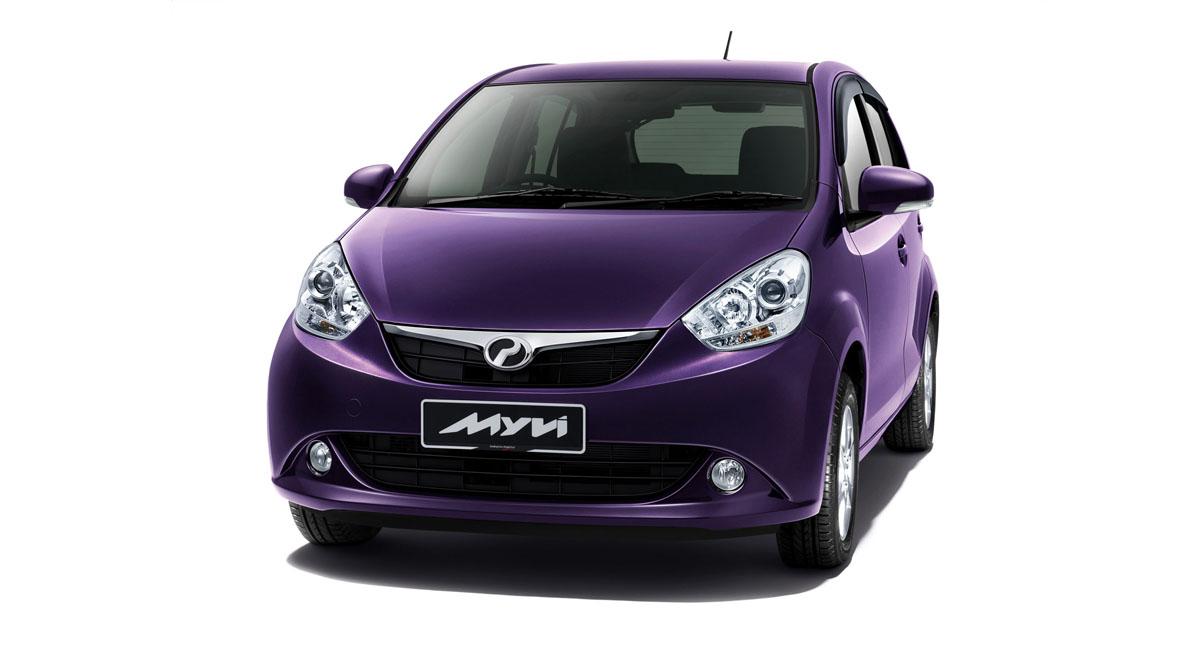 你不知道的事: 2018 Perodua Myvi 居然被人rebadge?