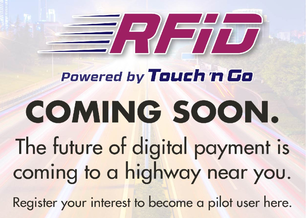 再见 SmartTAG !国内大道9月开始试用 RFID 收费系统!