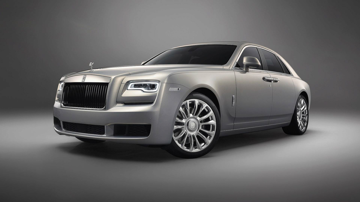 向经典致敬, Rolls Royce Silver Ghost Collection 限量登场!