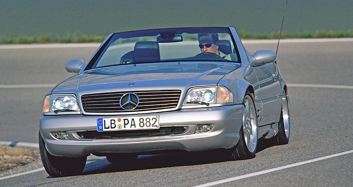 AMG 车款的命名方式,你知道后面的数字代表什么吗?
