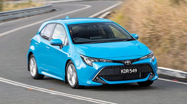 Toyota Corolla Hatchback 在 ANCAP 碰撞测试荣获5颗星!