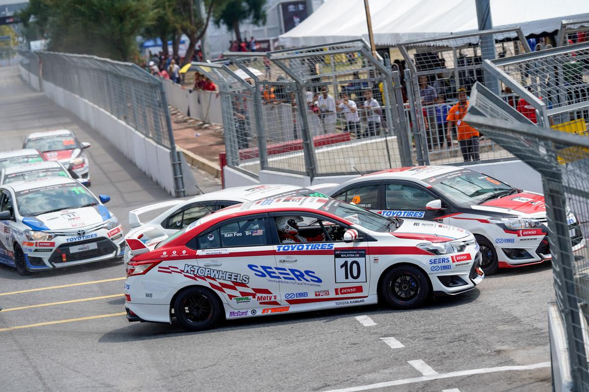 第二季 Toyota GAZOO Racing 登嘉楼首站圆满结束!