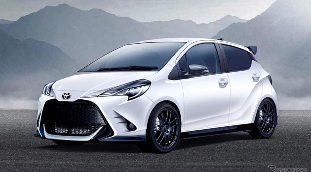 TNGA 平台打造,新一代 Toyota Yaris 明年12月登场!