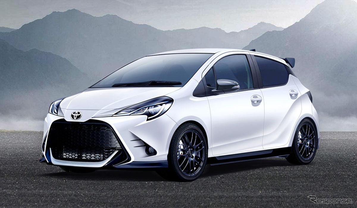 Toyota Yaris GRMN 大改款信息曝光,1.5涡轮最大马力230 ps!