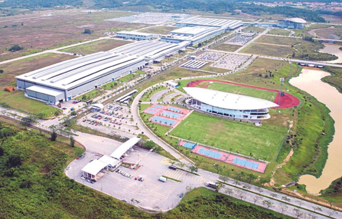 以我国为中心, Proton City 将成为联盟右驾车款生产基地!
