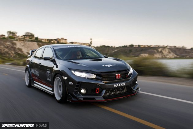 Honda Civic FK8 改装案例,马力达到400 hp大关!