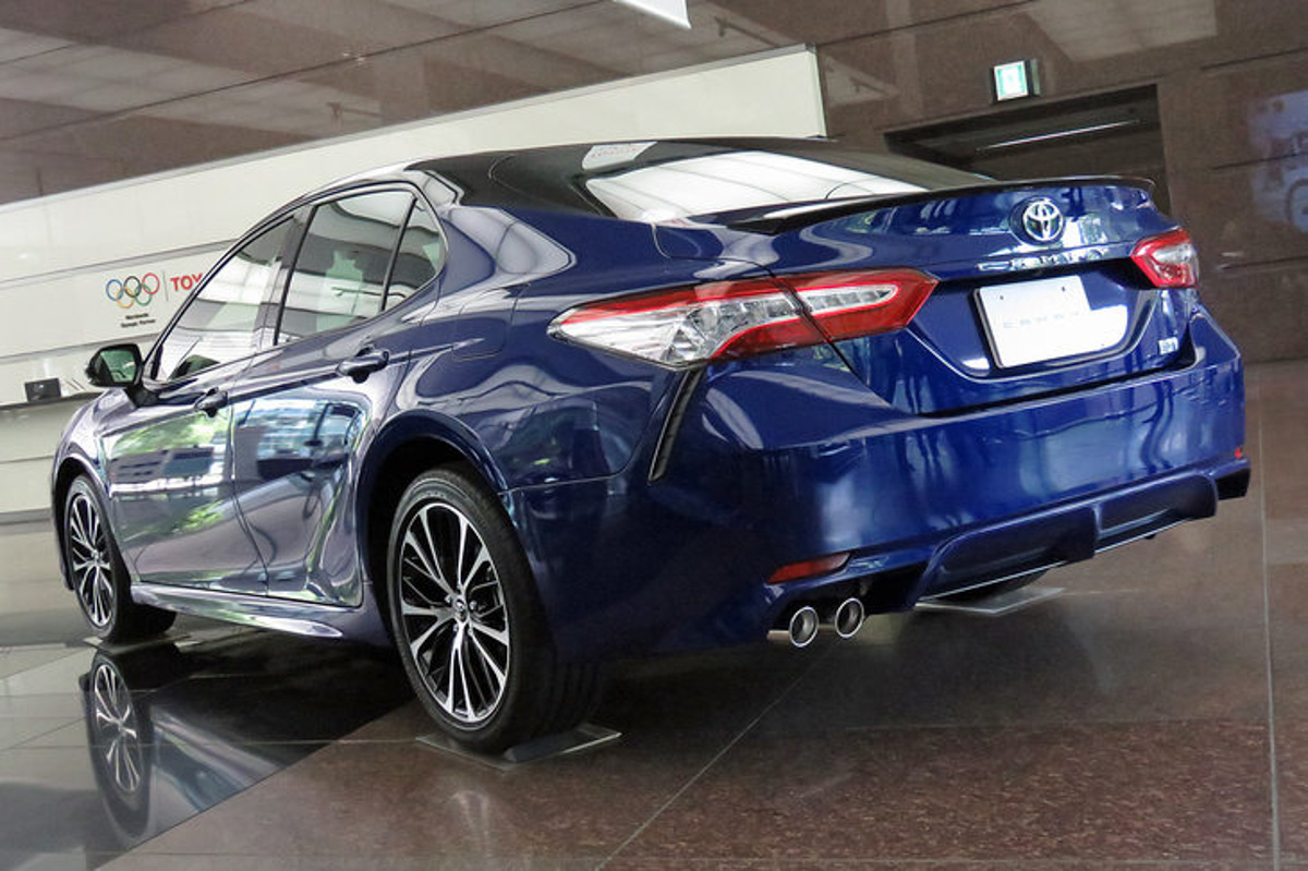 Toyota Camry WS 运动版日本上市,售价13万令吉起跳!