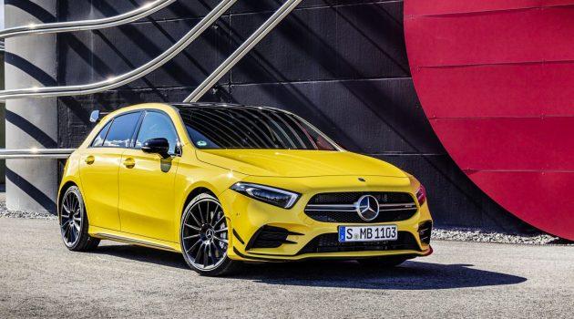 Mercedes-AMG A35 欧洲上市,售价 RM 225,433 起跳!