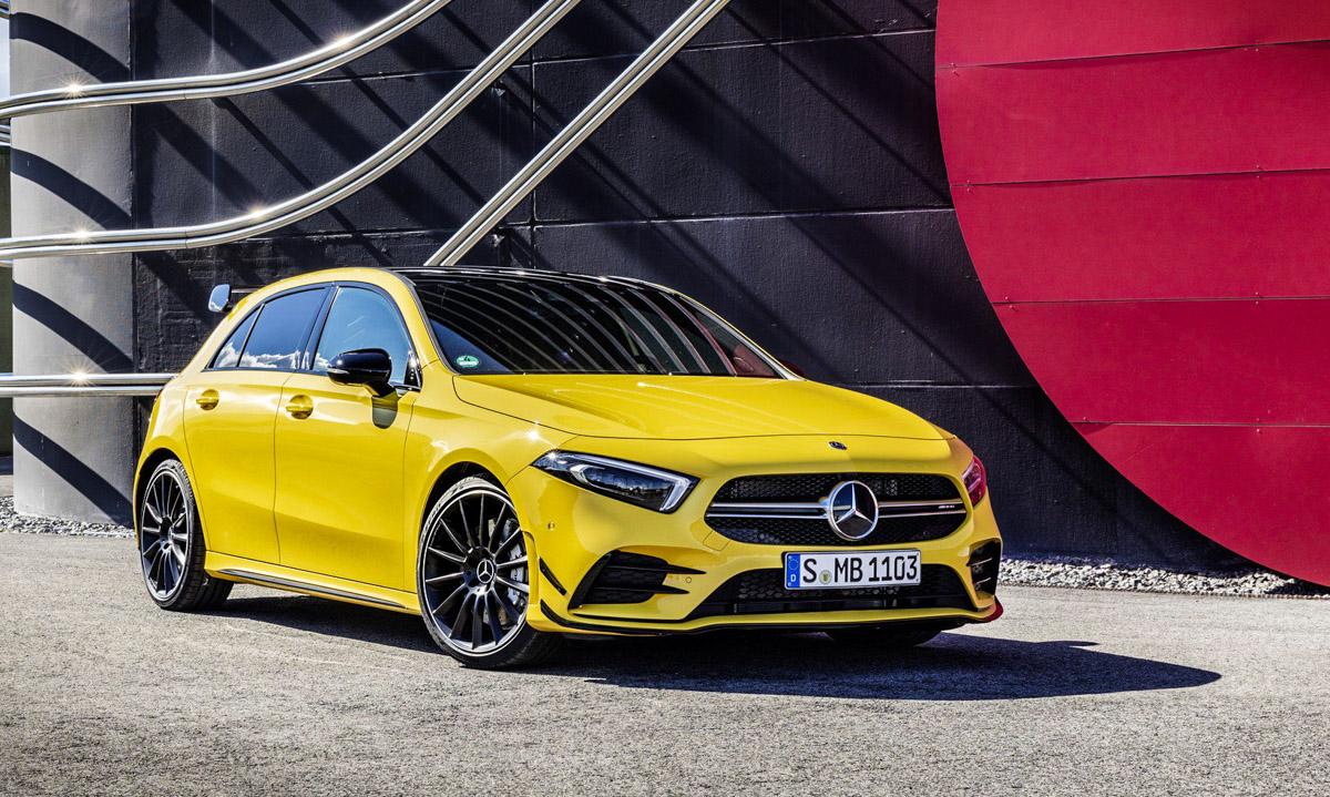 最便宜 AMG ! 2019 Mercedes-AMG A35 正式发表!