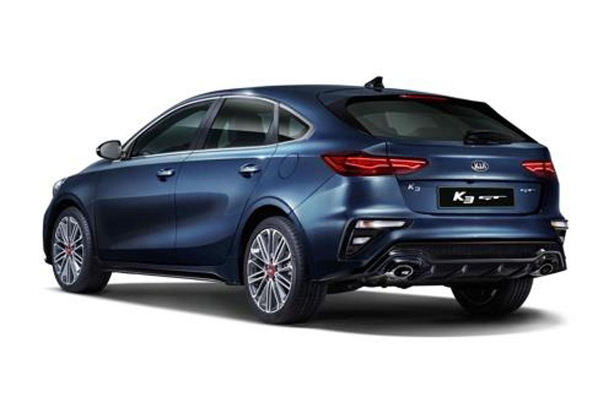 2019 Kia K3 GT 正式发表,最大马力204 ps!