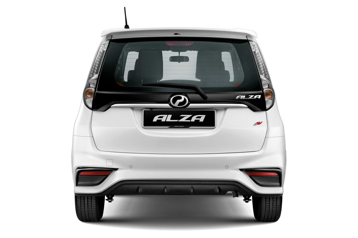 Perodua Alza 2018 正式发布!售价由 RM 51,490 起跳!