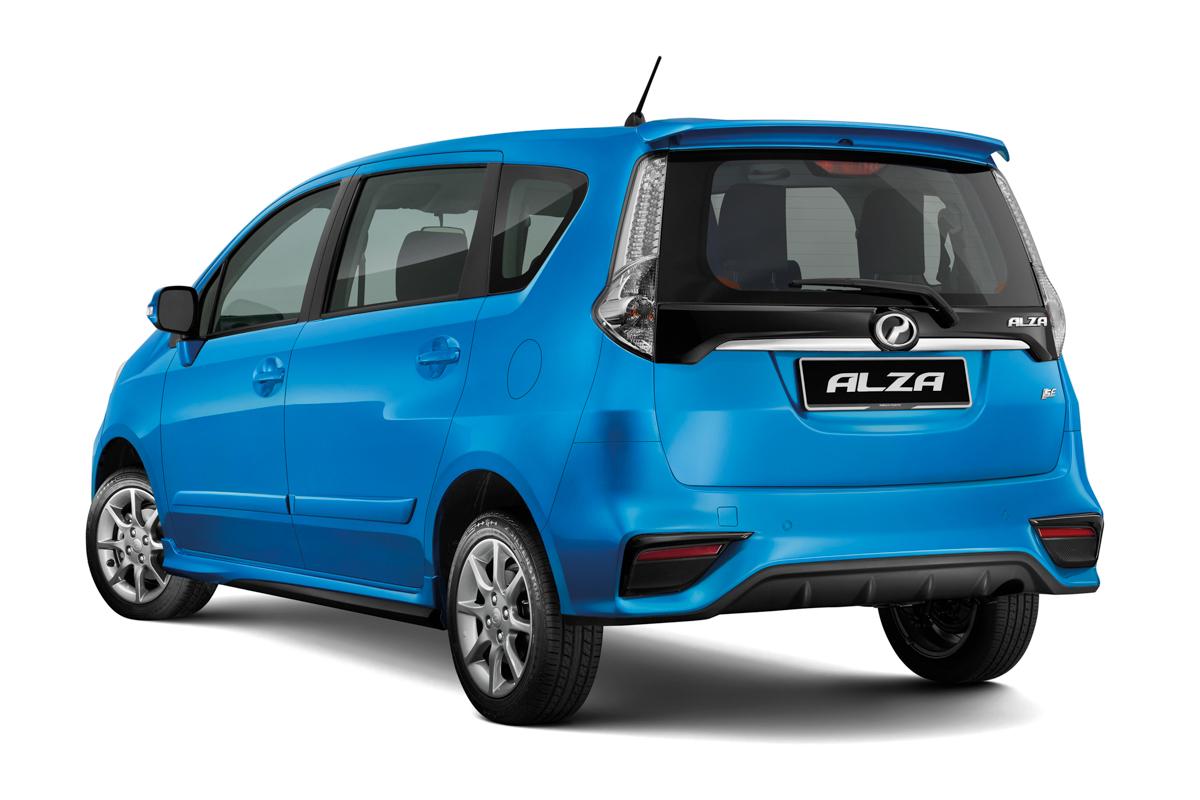 2018 Perodua Alza >> Perodua Alza 2018 正式发布!售价由 RM 51,490 起跳! | automachi.com