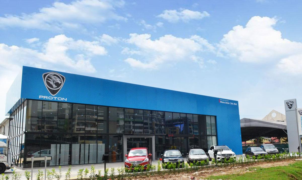 Proton 于 Puchong 开设全新的3S中心!