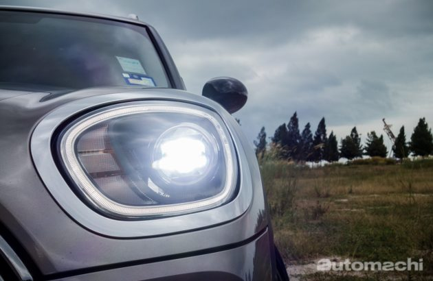 MINI Countryman All4 PHEV ,不再迷你但很迷人!