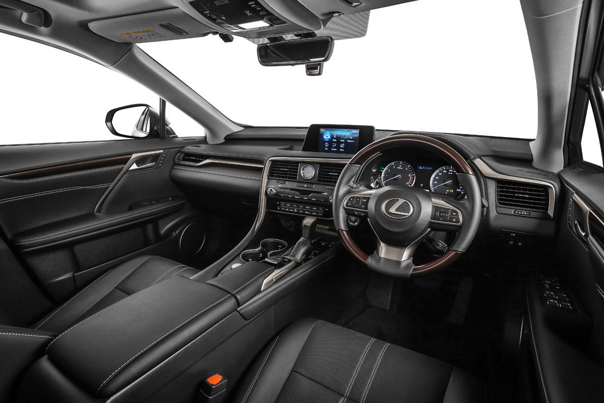 Lexus RX300 Special Edition 发表,售价RM 434,000