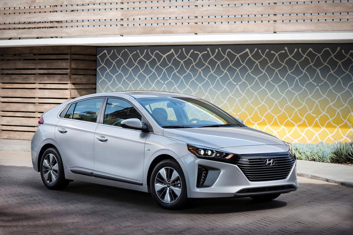 Hyundai Ioniq 整体都不错,但是为何滞销?