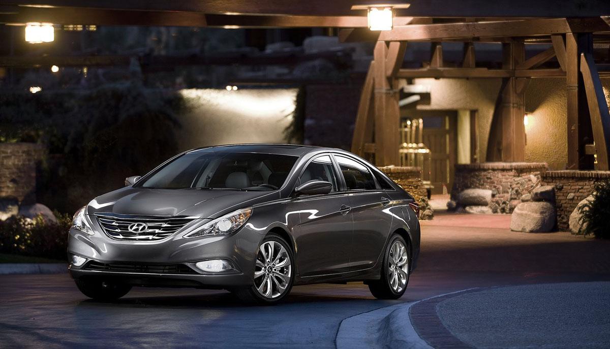 Hyundai Sonata ,从曾经的辉煌到现在的没落