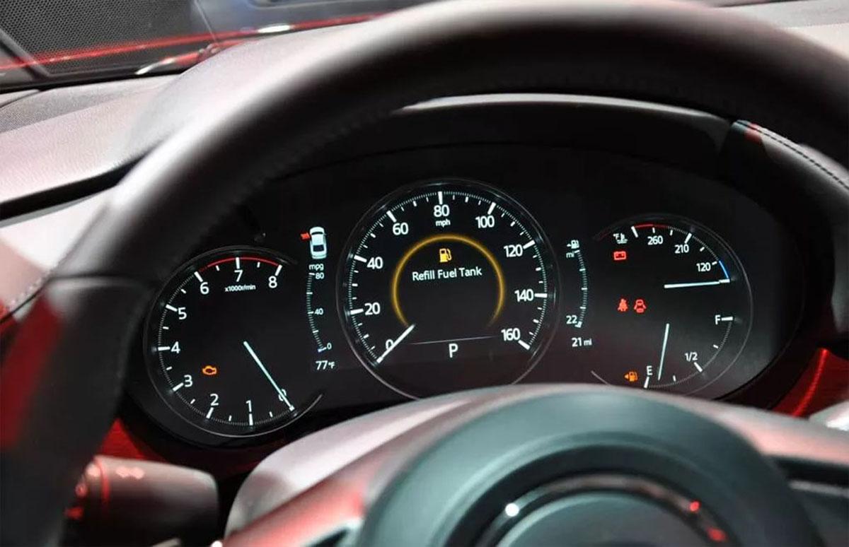 2019 Mazda CX-5 小改款细节曝光!真的有 Turbo 了!