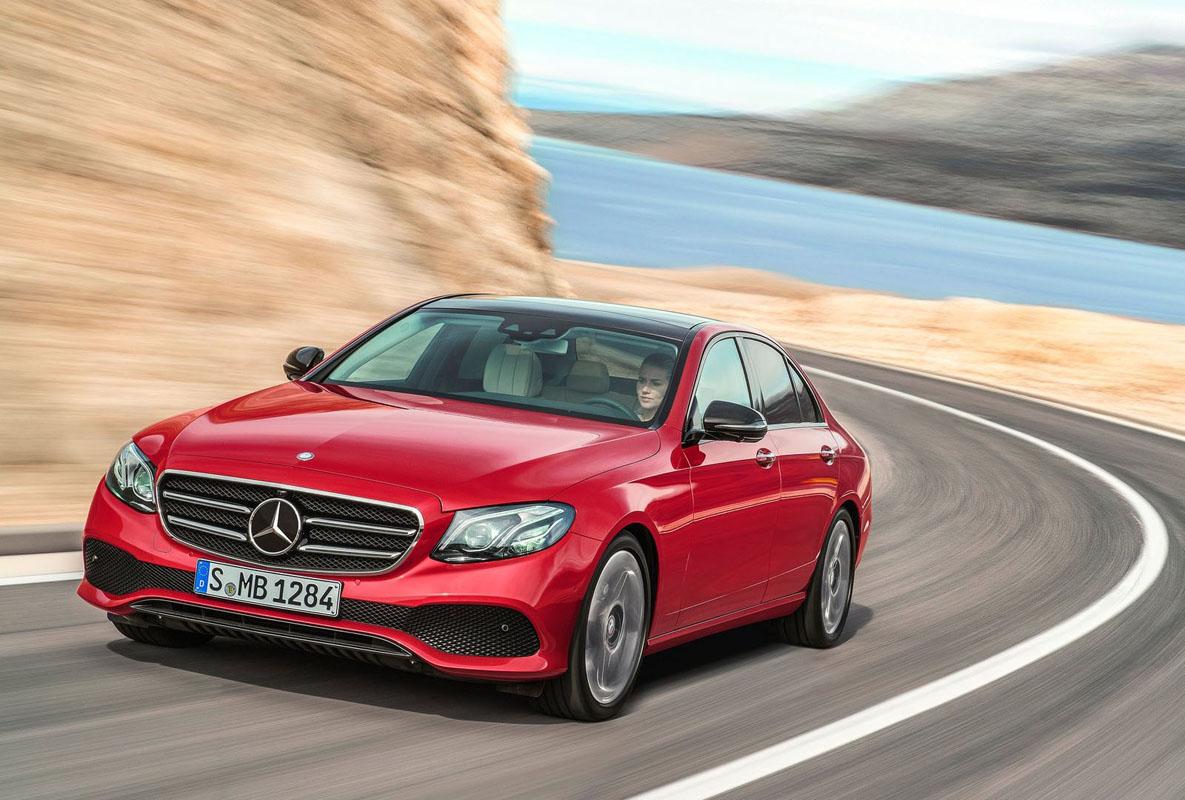 门槛再降低! Mercedes-Benz E Class 或新增1.5涡轮版本!