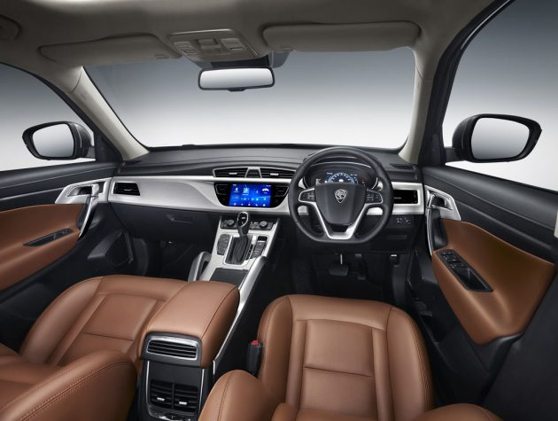 Proton X70 正式公开预定,将提供三个车系!
