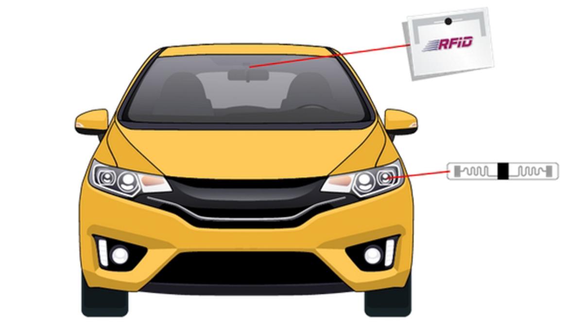 RFID 收费系统试用正式开跑,安装过程分享!