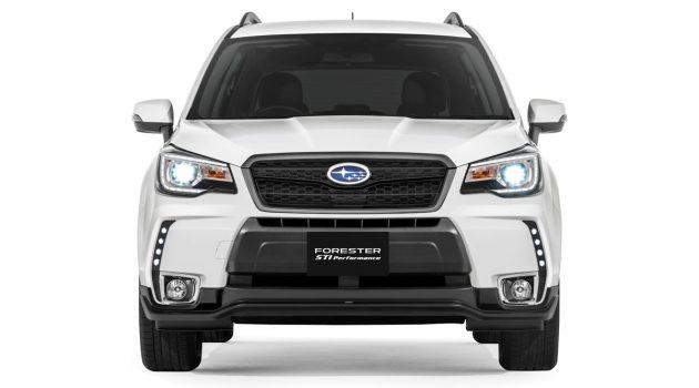 Subaru Forester 2.0 STI Performance 登陆我国,售价RM 135,288