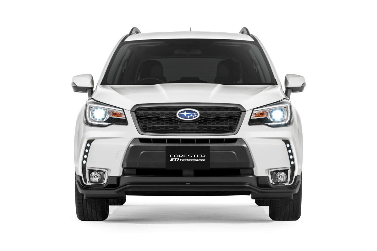 Subaru Forester 2.0 STI Performance 登陆我国,售价RM 135,288
