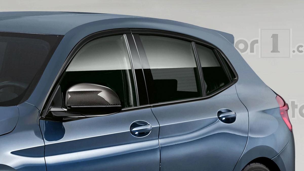 迎战 A-Class ! 2019 BMW 1 Series 长这样?