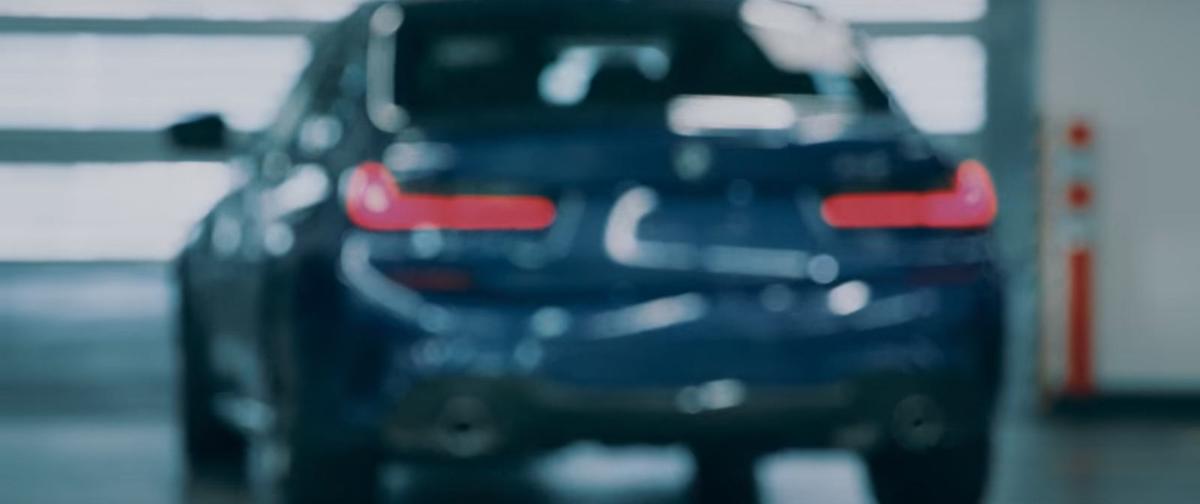 BMW 3 Series G20 影片现身,尾部造型首度曝光!