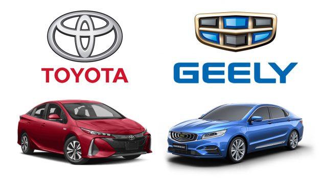 Toyota 正与 Geely 商谈合作开发混合动力技术!