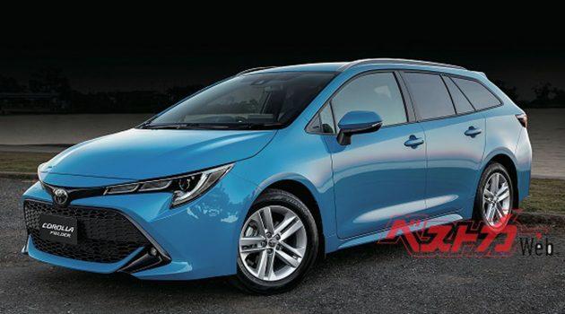 Toyota Caldina GT-Four 将复活?日本媒体报道相关消息!