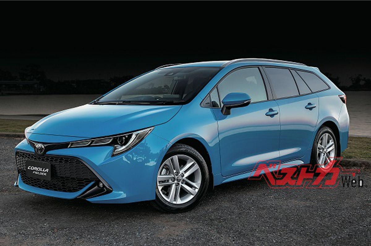 Toyota Caldina 将复活?日本媒体报道相关消息!