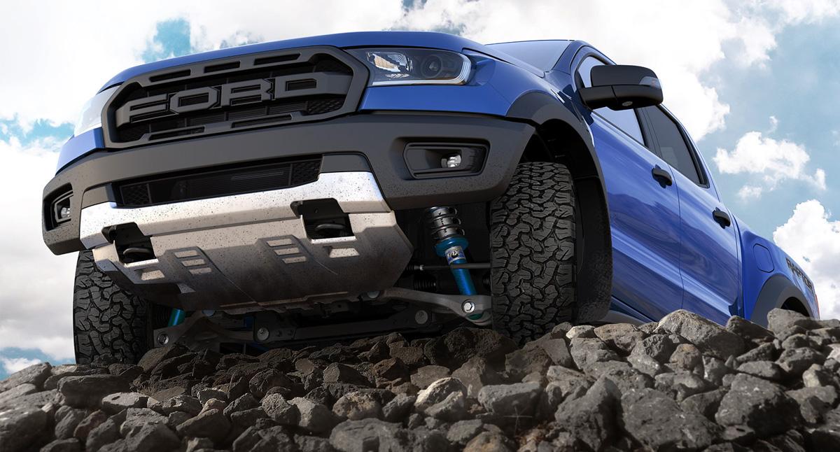 最强皮卡要来了? Ford Ranger Raptor 现身大马!