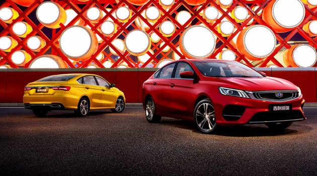 Proton Preve 即将停产, Geely Binrui 成继承车型?