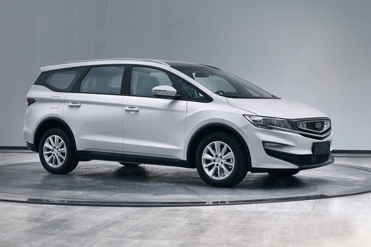 Geely 官方确认 SX11 缤越和 VF11 MPV 是 Proton 下两款新车!