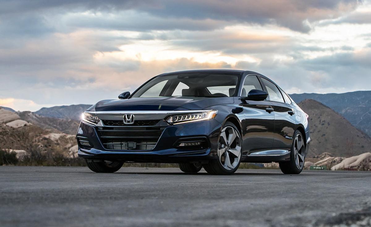 终于要来了! 2019 Honda Accord 现身泰国测试!