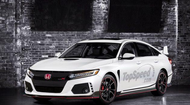 Honda Accord Type R ?看看国外大师的作品!