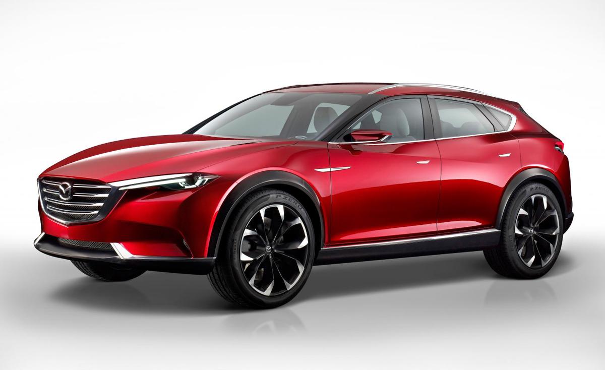 东瀛 BMW X6? Mazda CX-6 预计2021年发表!